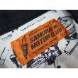画像3: 【サムライモータークラブ】 パーツ柄 半袖オープンシャツ SAMURAI MOTOR CLUB SMWS18-JP 日本製 (3)
